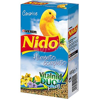Nido Purina Alimento completo para canarios estuche 1 kg Estuche 1 kg