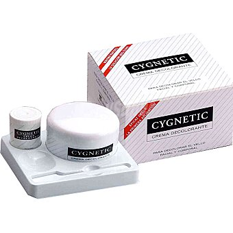Cygnetic Crema decolorante facial y corporal Tarro 30 ml