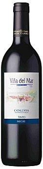 Viña del Mar Vino tinto cosecha de Cataluña Botella 75 cl