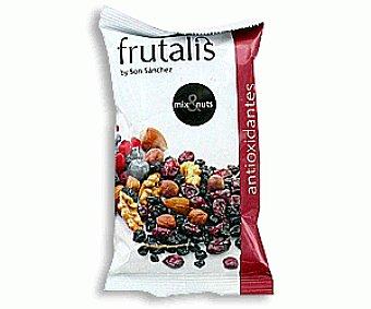 Frutalis Mix de Cerezas y Arándanos Deshidratados con Frutos Secos 100 Gramos