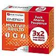 Multivit Adulto 12 vitaminas y 9 minerales Caja 84 comprimidos Forte Pharma