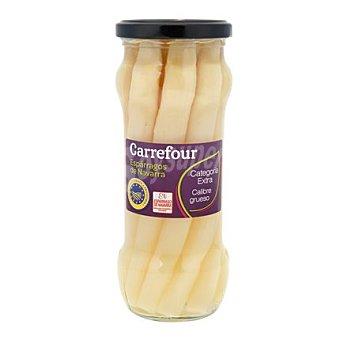 Carrefour Espárragos blancos de Navarra 6/10 205 g
