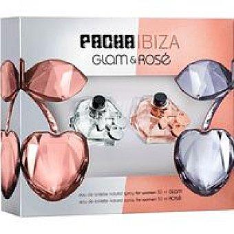 Pachá Ibiza Colonia Glam&Rosé pack 2x30 ml