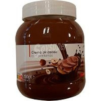 Natra Crema de cacao 1 sabor Frasco 750 g