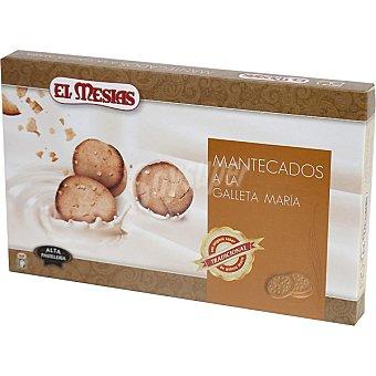 EL MESIAS mantecados a la galleta María estuche 300 g