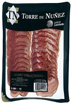 Torre Nuñez Lomo embuchado Sobre 120 g