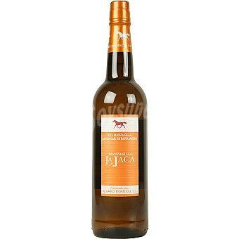 LA JACA Manzanilla San Lucar de Barrameda Botella 75 cl