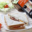 Sandwich pavo bacon 1 ud Lord Sandwiches