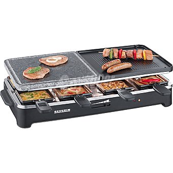 SEVERIN 2341 raclette con piedra natural 1400 W