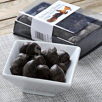 Higo con chocolate negro Bandeja 170 g