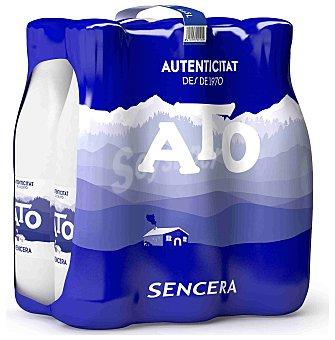 Ato Leche entera Pack 6 botellas x 1.5 l