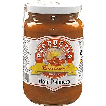 Bruvic Mojo Palmero suave frasco 370 g Frasco 370 g
