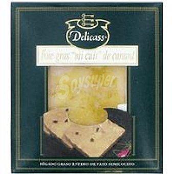 Delicass Foie gras px 80 g