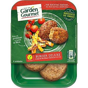 Gourmet Garden Hamburguesa vegetariana a base de proteínas de soja y trigo Paquete 4 x 45 g