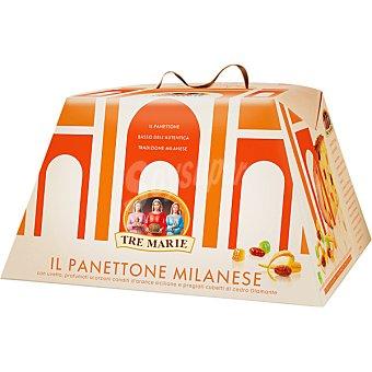 TRE MARIE Panettone Milanese Estuche 750 g