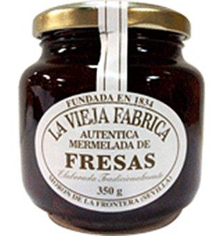 Mermelada la vieja F. fresas 350 GRS