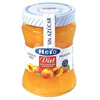 Hero Confitura de melocotón Diet frasco 280 gr