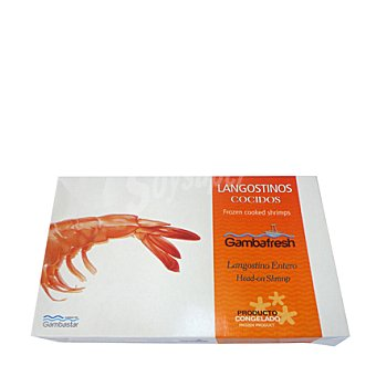 Gambafresh Langostino coc gambafresh 800 g