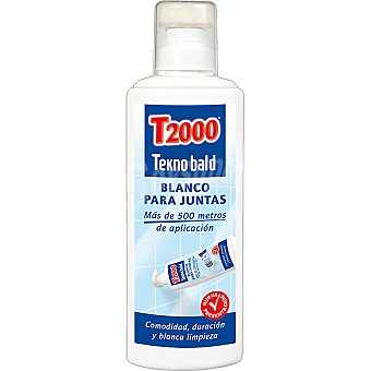 T2000 Tekno Bald Blanqueador de juntas con aplicador Frasco 200 ml
