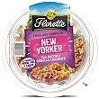 ensalada new yorker con bacon & cebolla frita tarrina 205 g Florette Ensalada Completa
