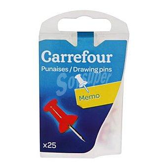 Carrefour 25 Chinchetas memo 25 unidades