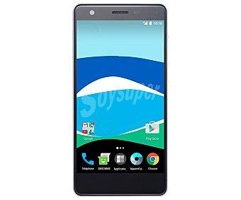"""ZTE Smartphone 13,2cm (5,2"""") Octa-Core, 16GB, microsd, 13 Mpx, Dual-Sim, Android 5.0 Blade V770 Plata"""