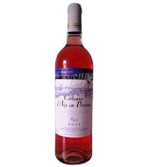 Maitre Goustier Vino francés rosado Coteaux d' Aix en Provence 75 cl