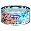 Migas de atún en aceite de girasol 650 g Montey