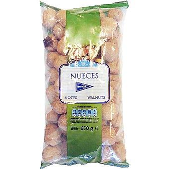 Hipercor Nueces con cascara Bolsa 650 g