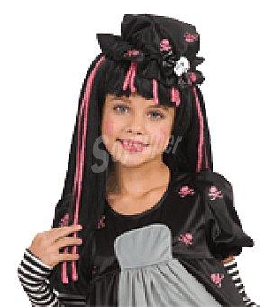 Black Peluca dolly