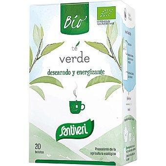 Santiveri Te verde ecologico 20 bolsitas 68 g