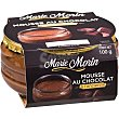 Mousse de chocolate morin Envase 100 g Marie
