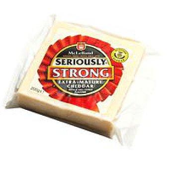 Seriously strong Queso Cheddar extra curado 200 g