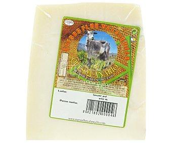 QUESOS FLOR VALSEQUILLO Queso de cabra semicurado de Canarias 300 gramos