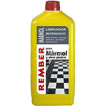 REMBER Limpiador intensivo para marmol y otras piedras botella 1 l Botella 1 l