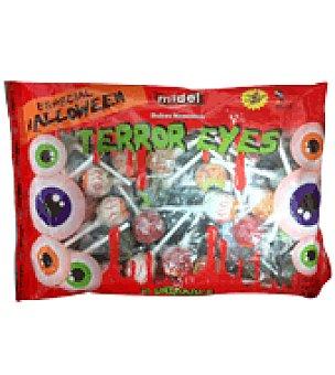 Midel Piruletas de ojos halloween 300 g