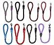 Correa de nylon de cordón de 70 centímetros para perros de talla grande 1 ud Arppe