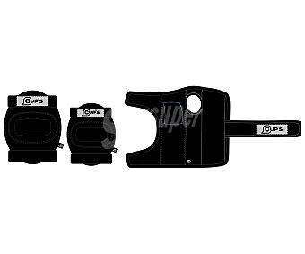 CUP´S Set de 3 protecciónes junior para patines (codera / rodillera y muñequera) 1 unidad