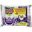 Colgador antipolillas lavanda Envase 4 unidades Polil Raid
