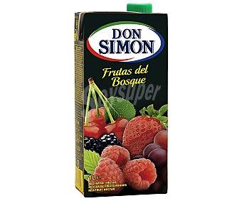 Don Simón Néctar de frutas del bosque Brik de 1 litro