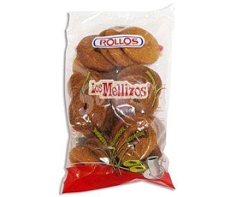 LOS MELLIZOS Rollos huevo Bolsa de 450 Gramos