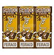 Batido de chocolate Pack 3x200 ml Feiraco