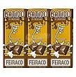 Batido de chocolate Pack 3x200 ml Feiraco