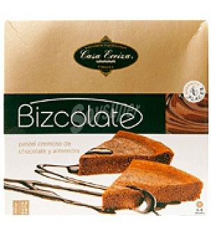 Casa Eceiza Bizcolate (pastel de chocolate y almendra) 400 g