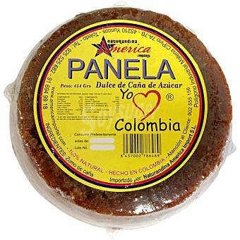AMERICA IMPORT Panela dulce de caña de azúcar  Paquete 454 g