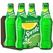 Refresco de lima limón Pack 4 botellas x 20 cl Sprite