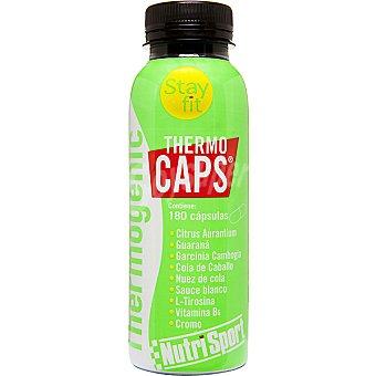 Nutrisport Thermogenic Caps en de 510 mg envase 92 g cápsulas 180 unidades