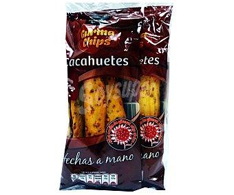 FARINETES Rosquilletas cacahuete 2 Unidades de 85 Gramos