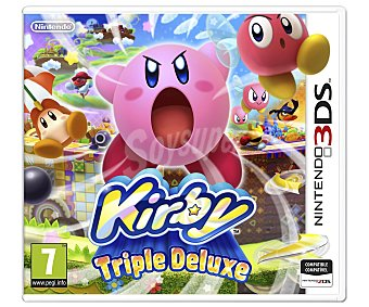 Nintendo Kirby Trip Delux 3DS 1u