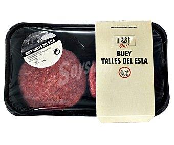 TQF Burger meat de Buey certificado de los Valles del Esla 2 x 150 g